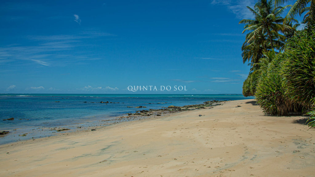 praia do satu caraiva