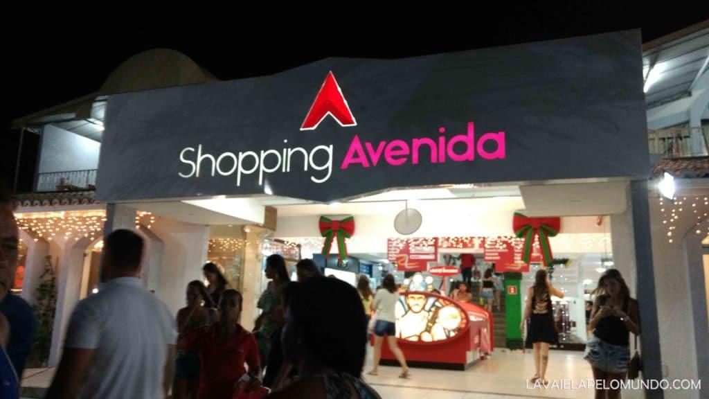 shopping avenida