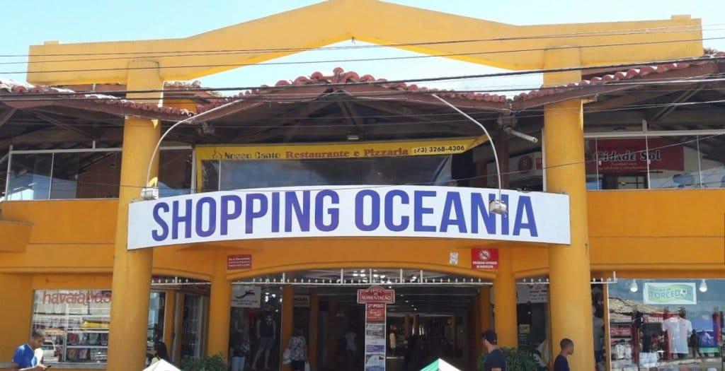 Shoppings oceania