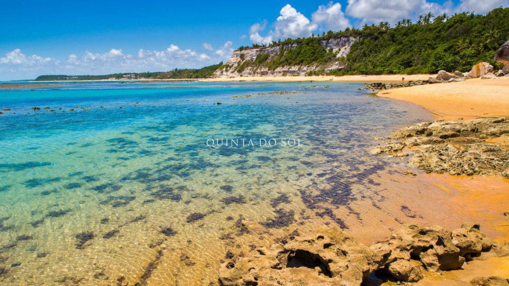praia do mucuge