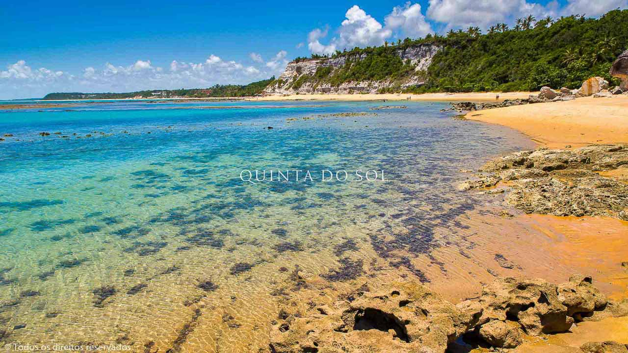 melhores praias de Arraial d Ajuda