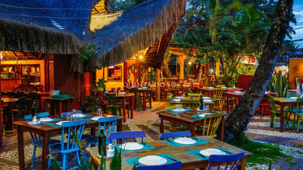 restaurante beco das cores