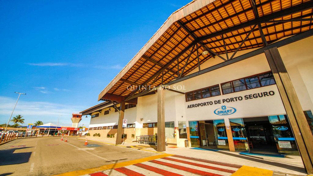 Aeroporto porto seguro