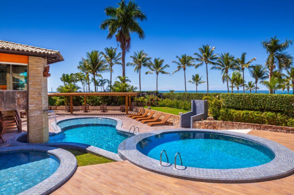 piscina quinta do sol