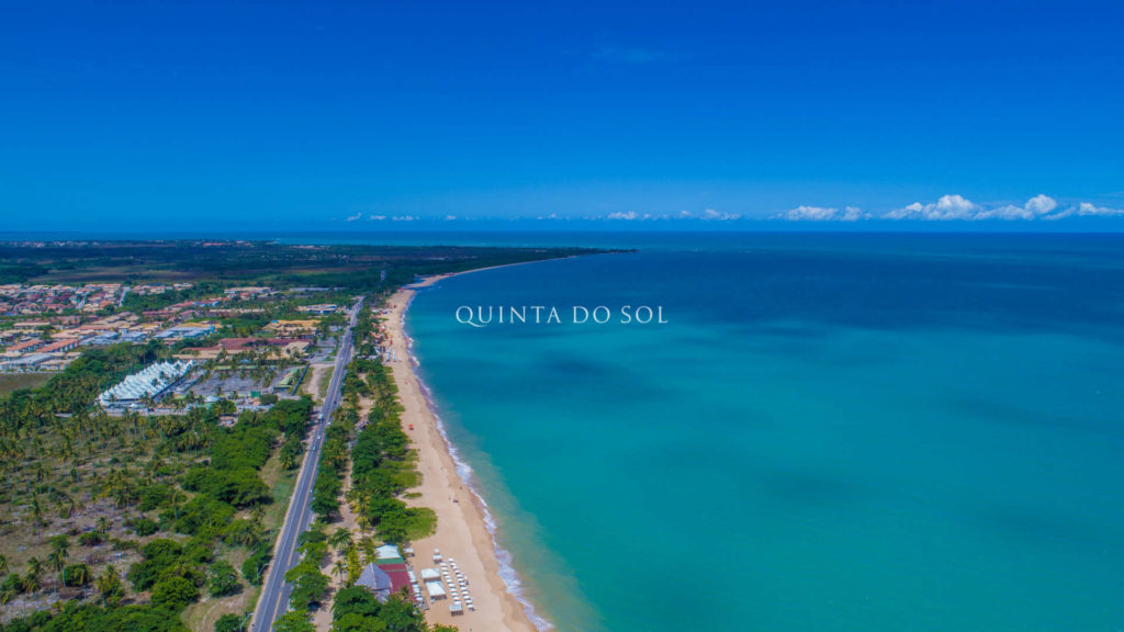 Praia de taperapuan