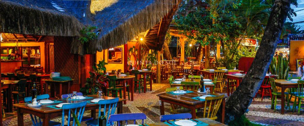 Restaurante rua mucuge