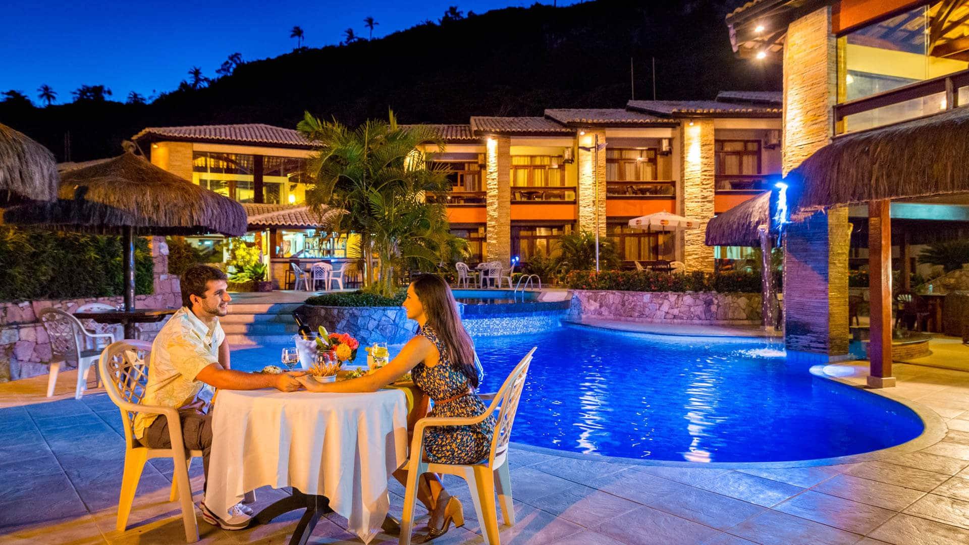 Restaurante do Hotel Quinta do Sol