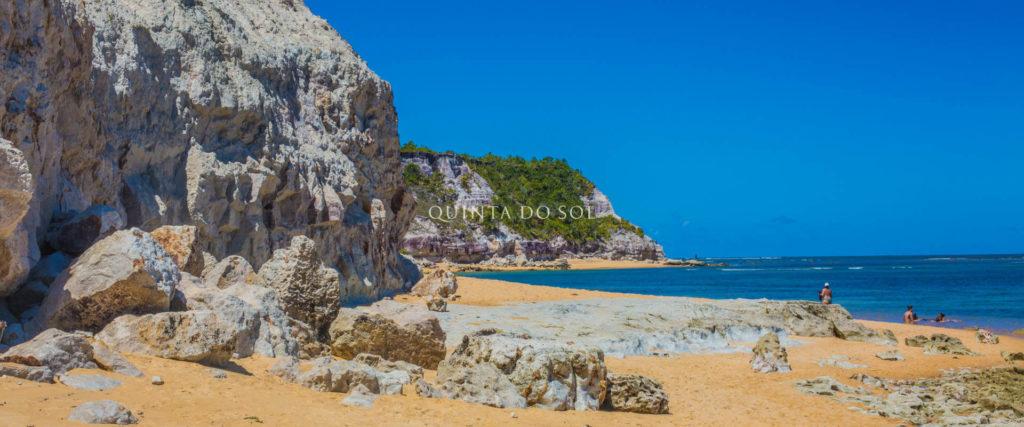 praia natureza paradisiaca