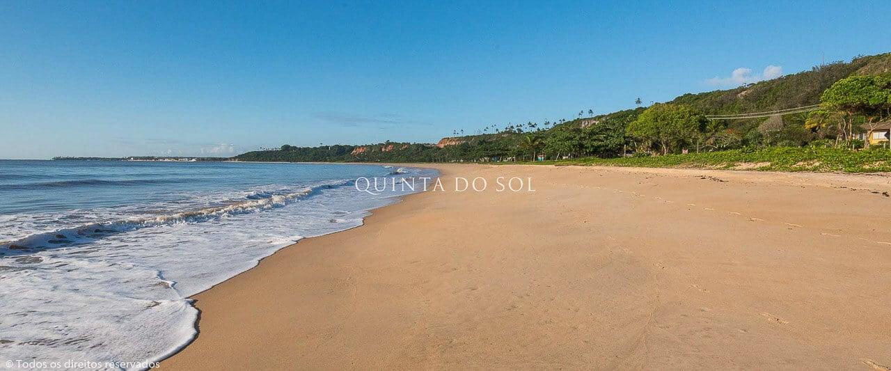Praia de Curuipe Centro de Porto Seguro