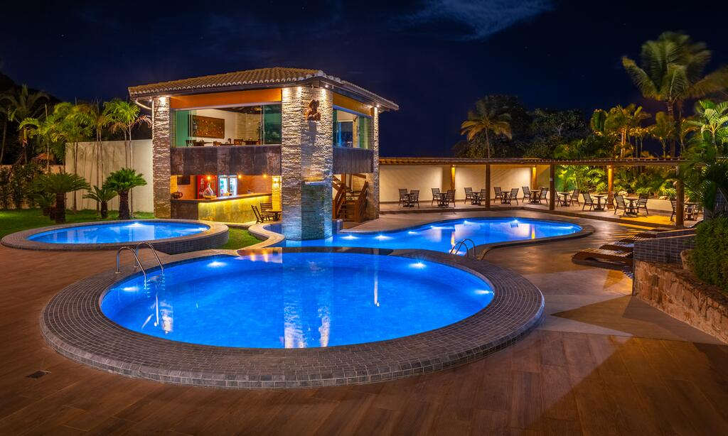 Bar da piscina quinta do sol