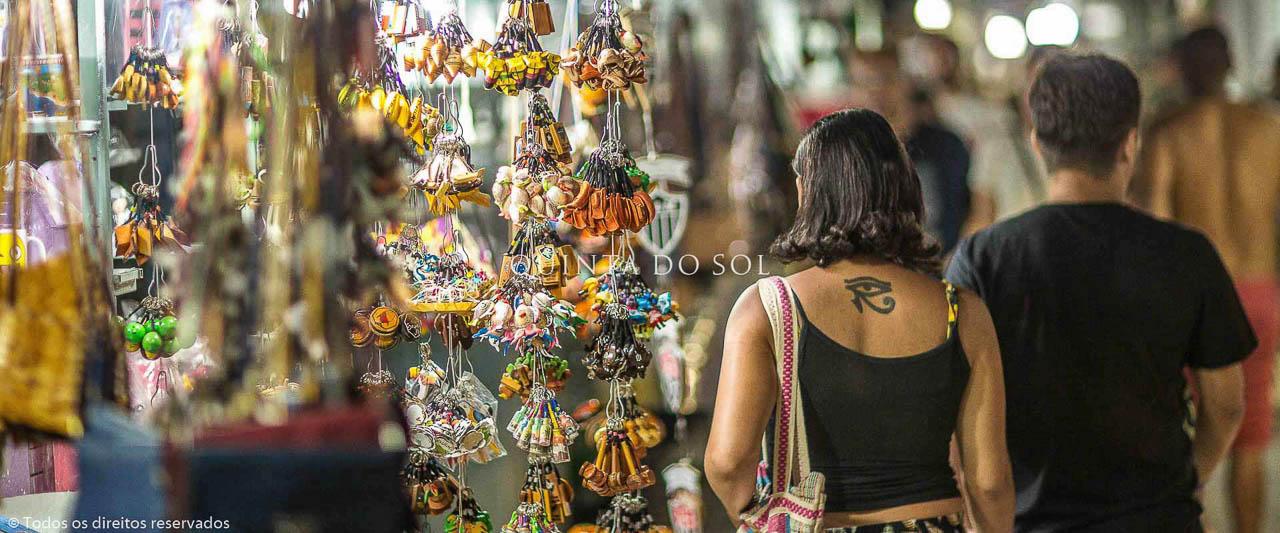 Fazer Compras em Porto Seguro