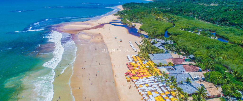 Praia nativos trancoso