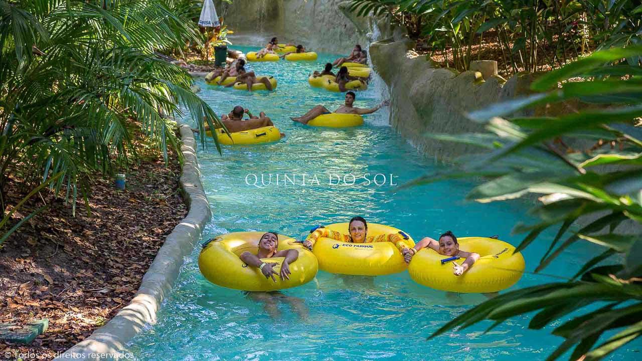 Rio Lento Arraial d Ajuda Eco Parque