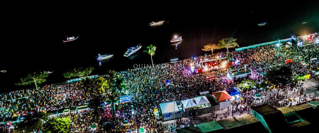 Passarela carnaval