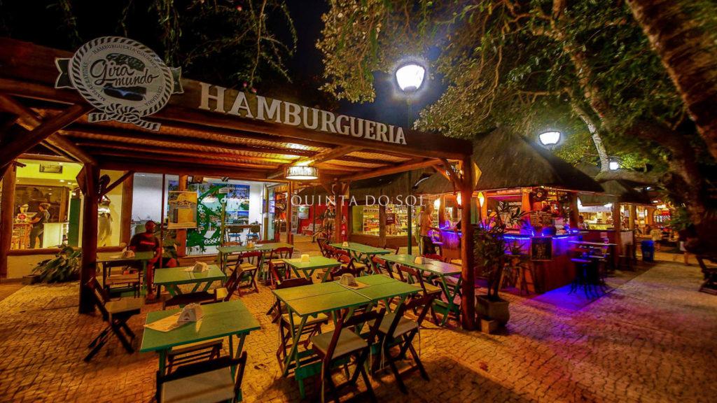 Bares restaurantes rua mucuge