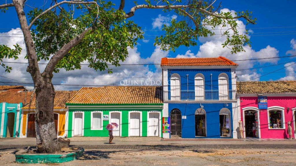 Arquitetura histórica de Porto Seguro