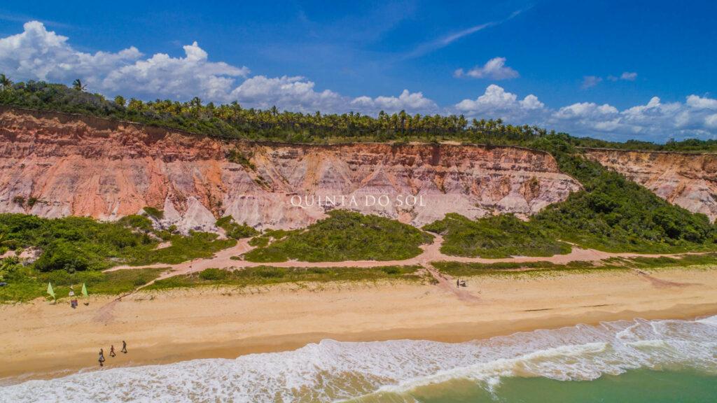 Falésias Praia de Taipe