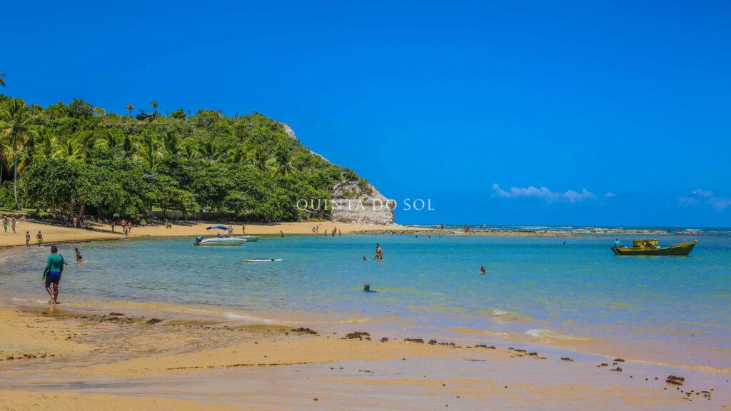 Praia do Espelho a mais bela do Brasil