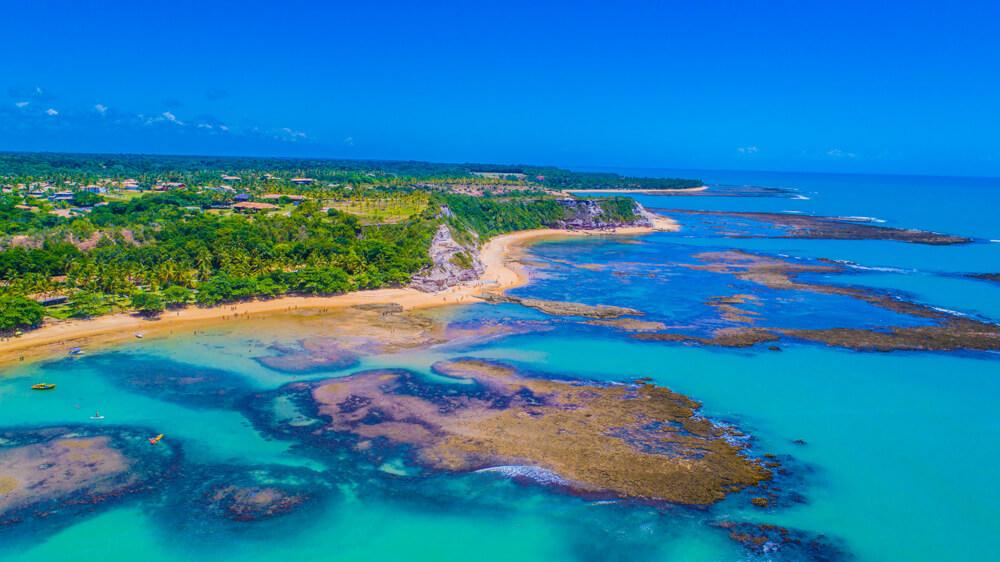 Praias mais bonitas do litoral baiano