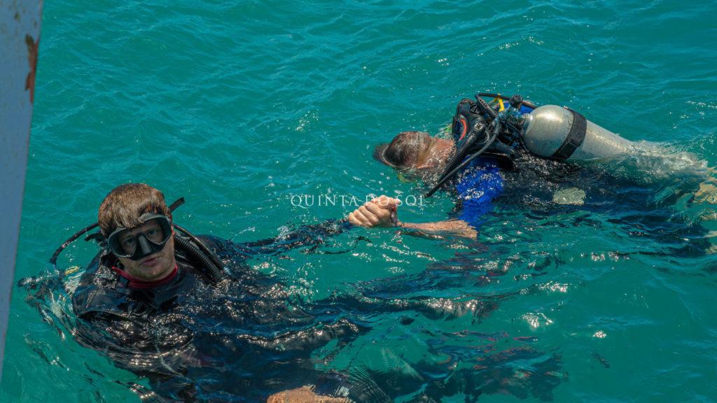 Praticar mergulho em Porto Seguro