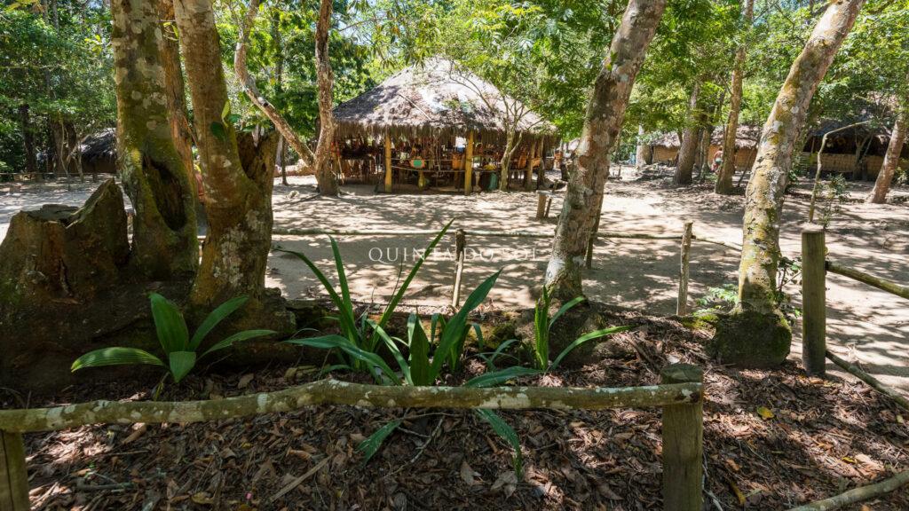 Reserva Indígena em Porto Seguro