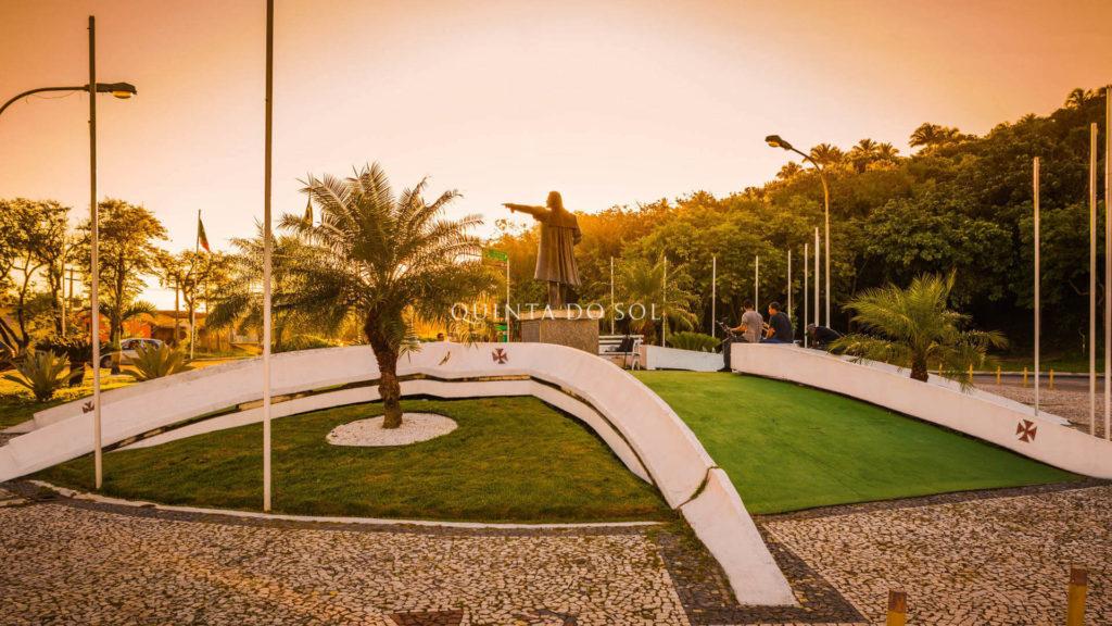 Trevo do Cabral em Porto Seguro