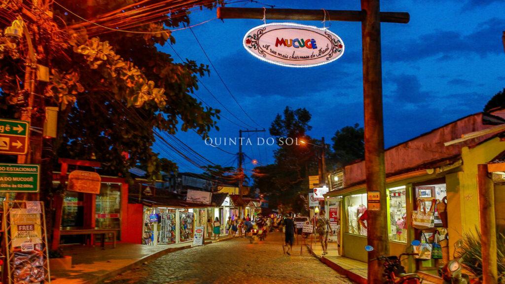 Rua Mucugê a mais charmosa do Brasil