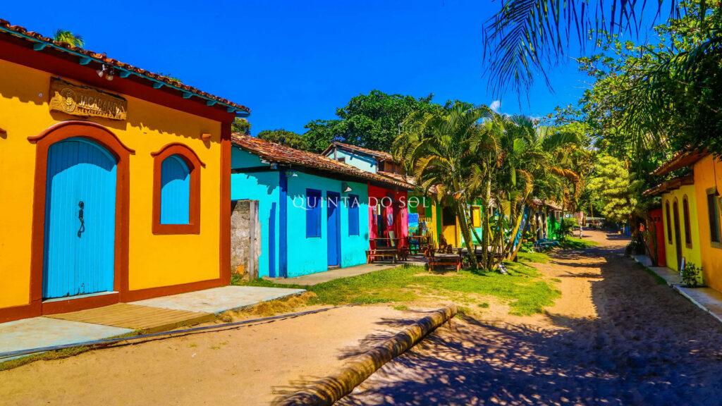 Charmoso Centrinho de Caraíva