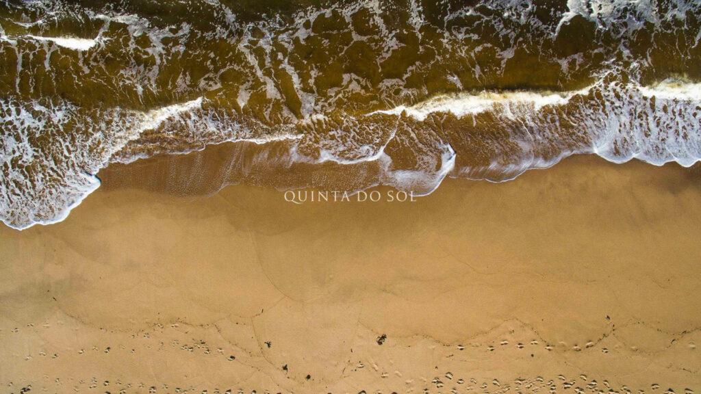 Mar da Praia de Curuípe