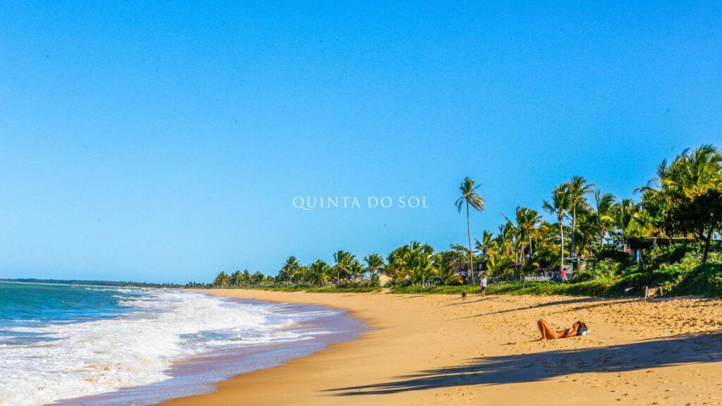 Praia de Caraíva Paradisíaca