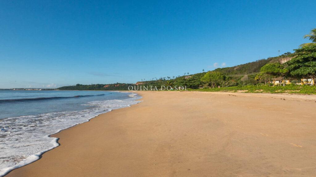 Praia de Curuipe Paradisíaca.