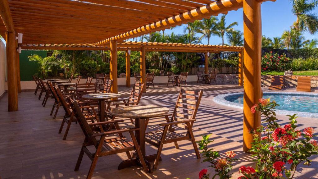 Quinta do Sol Praia Hotel Área Livre